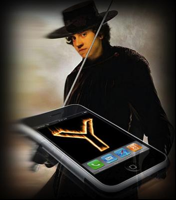 yPhone Geohot