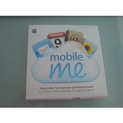 MobileMe-pakket te vroeg bezorgd
