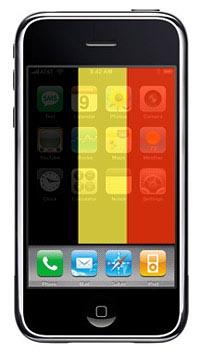 iPhone Belgium