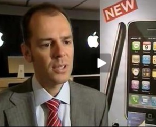 Zwitserse iPhone met simlock