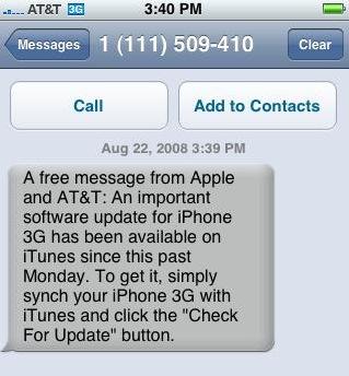 AT&T update naar firmware 2.0.2