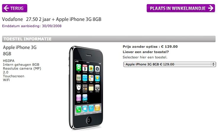 Bakker iPhone