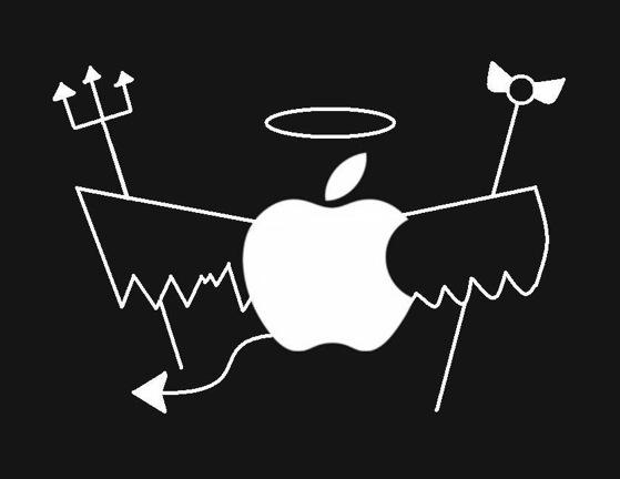 Dark side of Apple