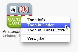 app toon in finder