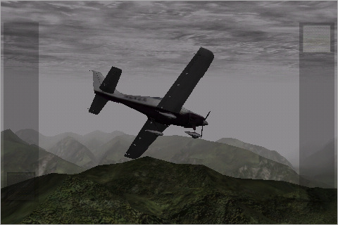 x-plane flight simulator