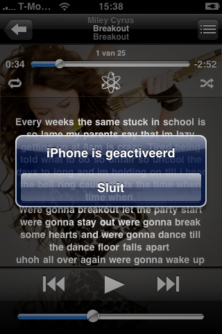 activering iPhone 2