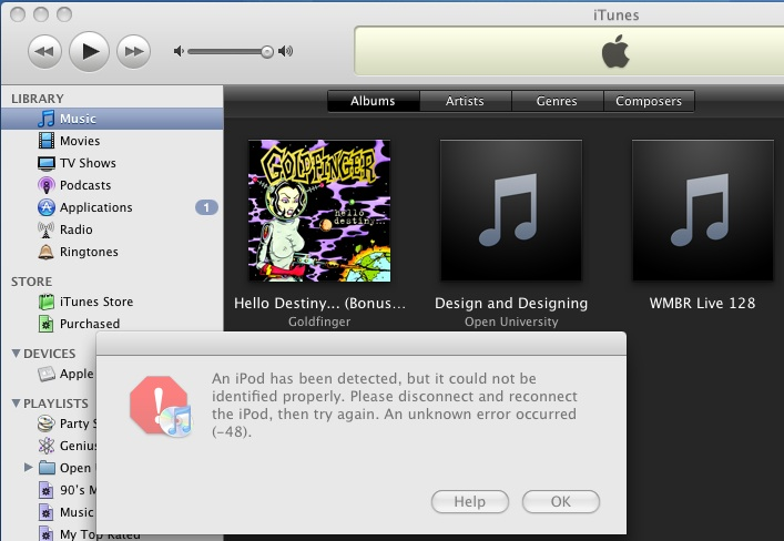 iTunes pwnage patch