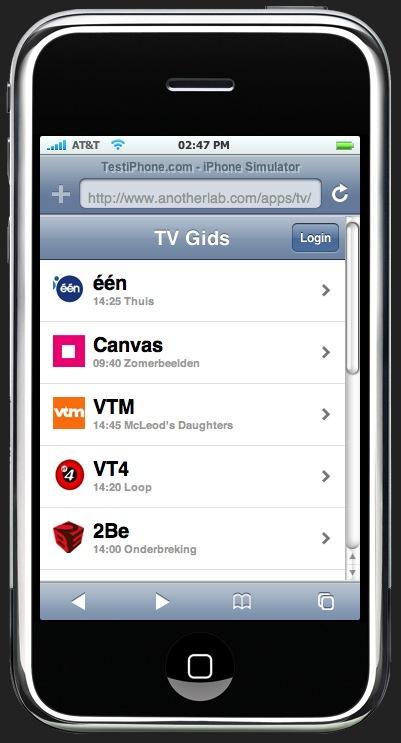 Vlaamse TV Gids