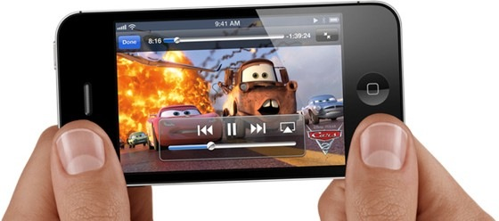 hd movie iphone