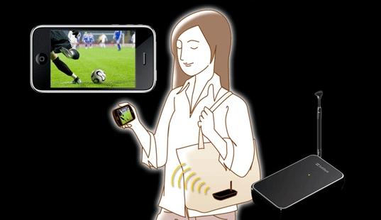 Japan krijgt iPhone tv-tuner