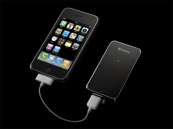 1-seg tv-tuner voor iPhone