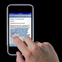 iphone copy paste