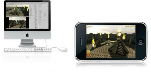 iPhone Unity