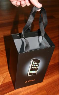 iphone tasje