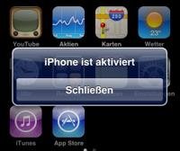 iPhone Zwitserland Orange