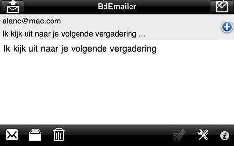 BdEmailer