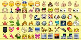 Emoji zonder jailbreak