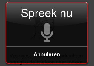 Google Spraak