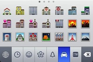 Emoji-iconen