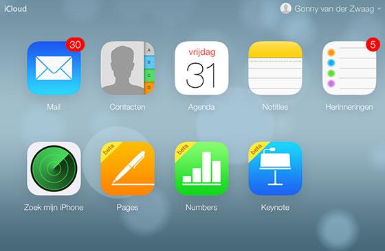 icloud-apps