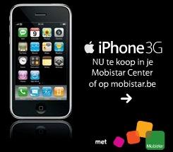 Belgische iPhone bij FNAC en Media Markt