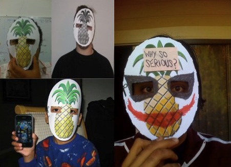 iPhone Dev Team maskers