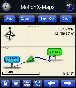 MotionX GPS Lite