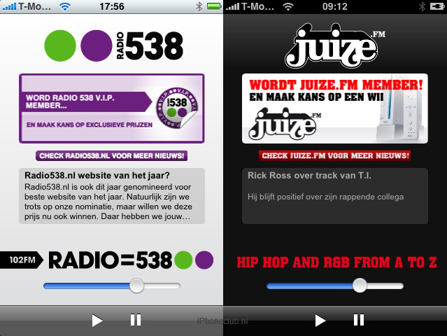 radio 538 juize.FM