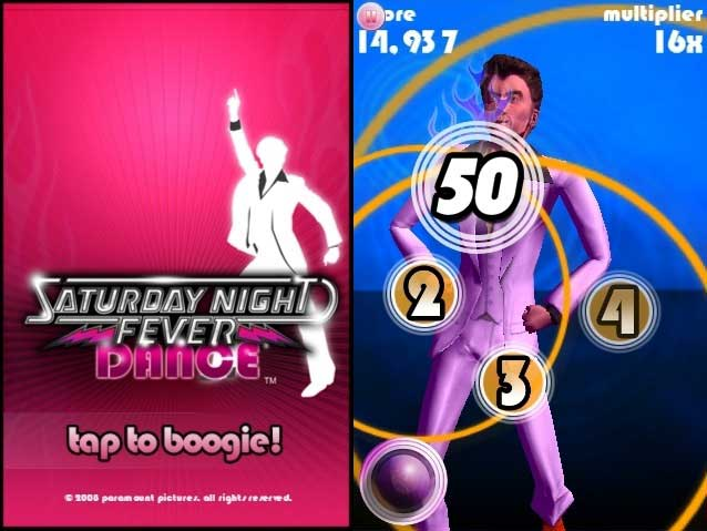 saturday night fever dance instruction