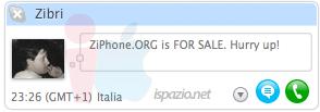 ziphone-te-koop