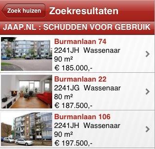 Huizen zoeken JAAP.NL