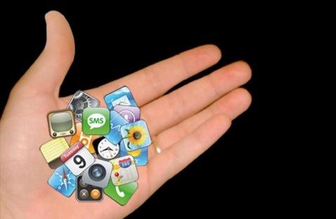 iPhone applicaties