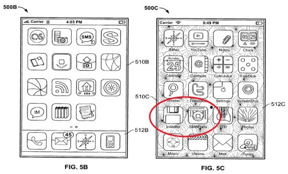Jailbreak in biometriepatent Apple