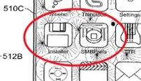 Jailbreak in Apple patent