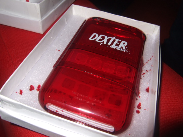 dexter iphone