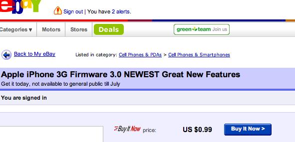 iphone dev slot ebay