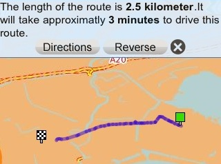 and route