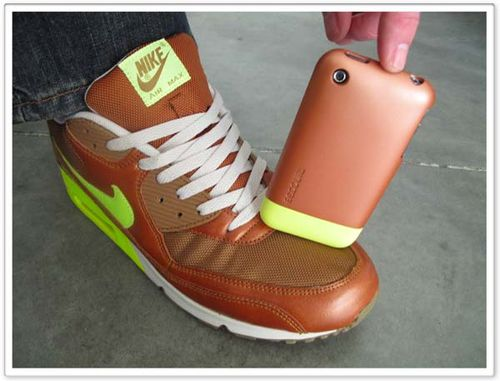 iphone incase schoenen