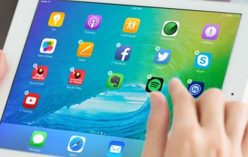 iPad-apps verwijderen