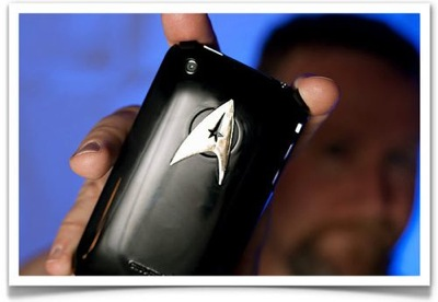 iphone mod star trek