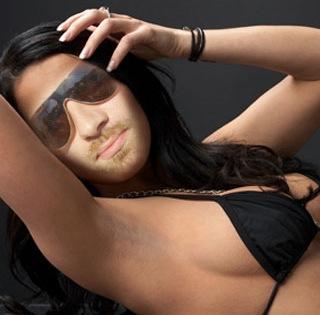bikini babe yourself