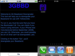 baseband downgrade