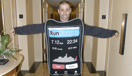 runkeeper marathon