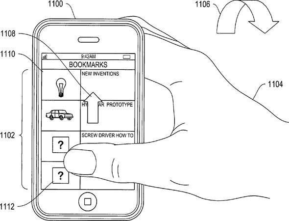 patent movement