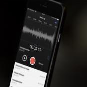 Dictafoon-app op de iPhone gebruiken