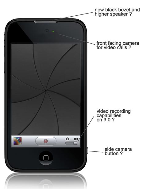 iphone 3rd gen 2009