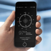 Zo kun je het iPhone Kompas gebruiken en uitlezen
