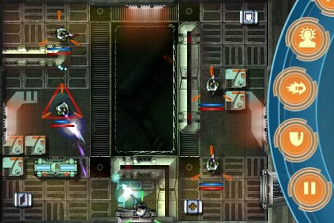 Mass Effect Galaxy gevecht