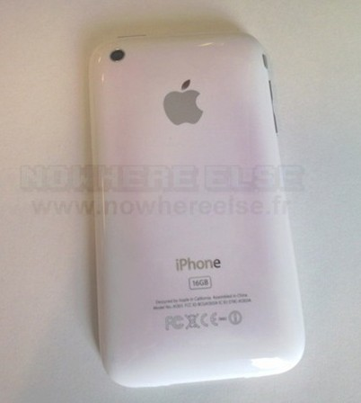 iphone 3gs sur chauffe