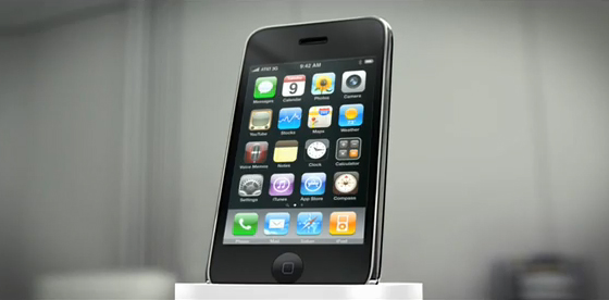 iphone reclame